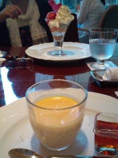 ユリさんとお茶