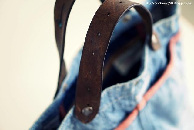 チビプードルモコの毎日☆お散歩バッグ♪1
