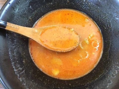 辛辛スープアップ