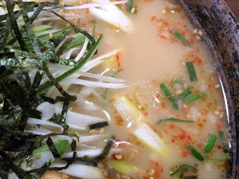 ネギ南蛮スープ