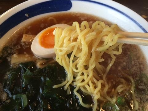 しょうゆ麺