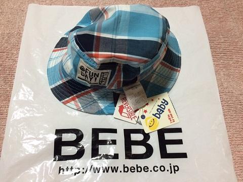 BEBE帽子