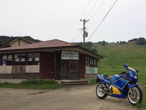 18矢島スキー場