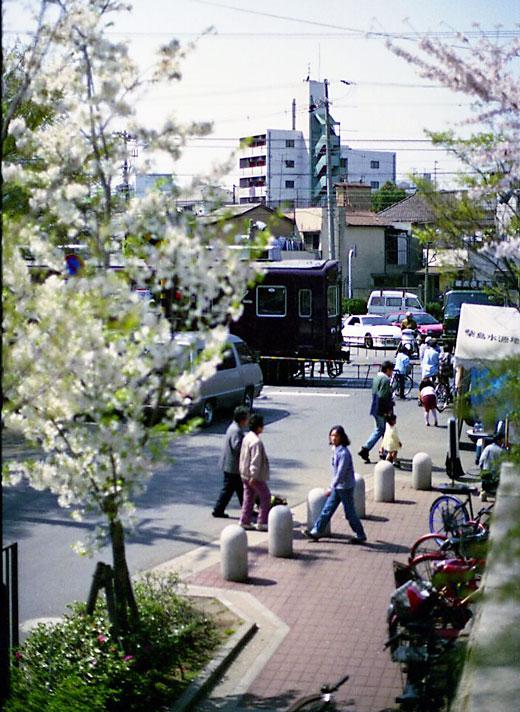 19950408桜ノ宮・阪急138-1