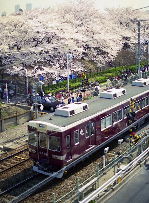 19950408桜ノ宮・阪急139-1