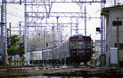 19950408桜ノ宮・阪急143-1