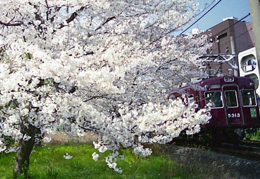 19950408桜ノ宮・阪急144-1