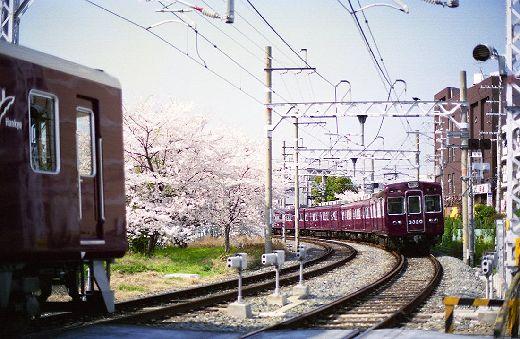 19950408桜ノ宮・阪急147-1