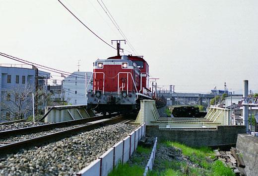 19950408桜ノ宮・阪急150-1