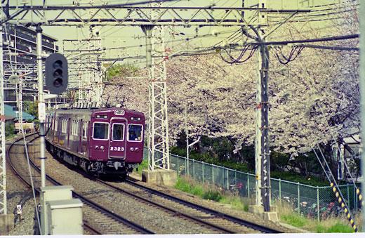 19950408桜ノ宮・阪急152-1