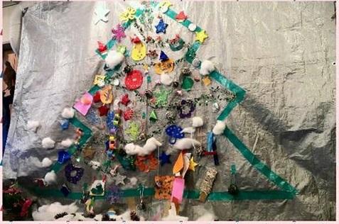 2014.12まめクリスマスツリー