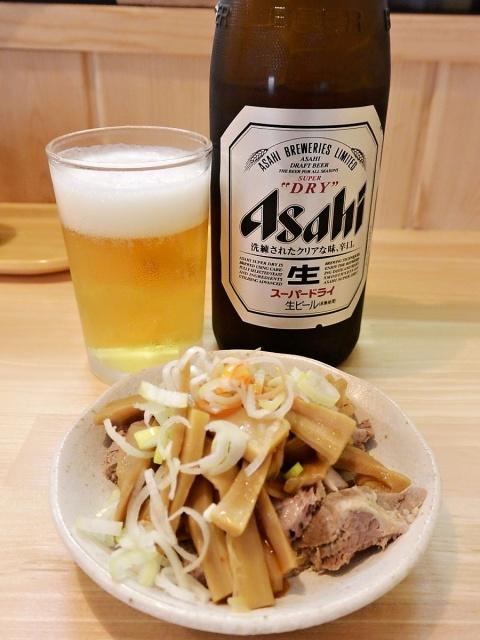 自家製中華そば としおか (9)