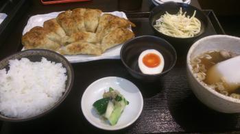 150618円盤餃子