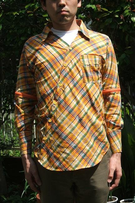 和洋折衷ネルシャツ 2007-2009