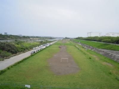 戸沢橋付近