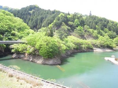 150513宮ケ瀬湖1