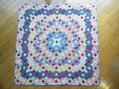 玄関マット8角形の集合