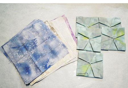 折り紙キルト11×11