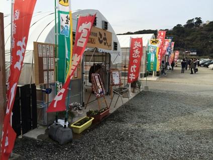 糸島カキ焼き (2)