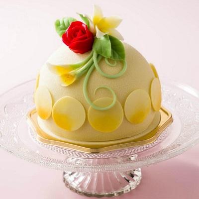 プロポーズケーキ