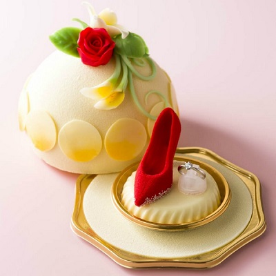 プロポーズケーキ2