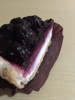 スターバックスコーヒージャパン ブルーベリーレアチーズパイ