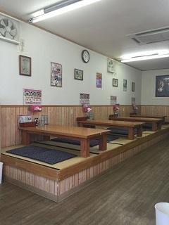 元祖坦々麺の店 福の家 店内