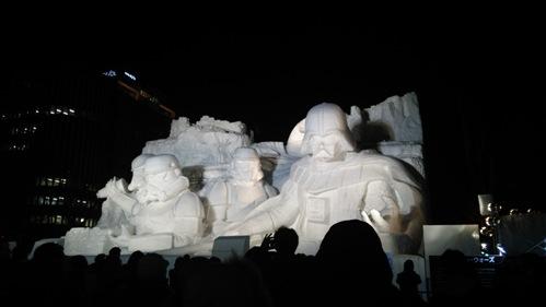 雪まつり2015(2015.02.10)