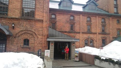 サッポロビール博物館01(2015.03.07)