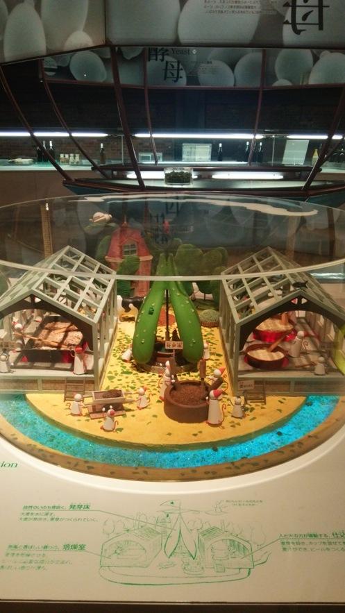 サッポロビール博物館02(2015.03.07)