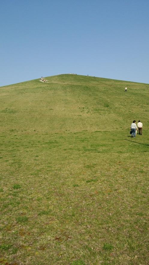 モエレ山(2015.04.29)