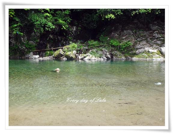 川遊びへ201505