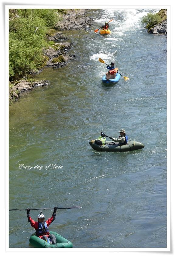 並んで川下り201505