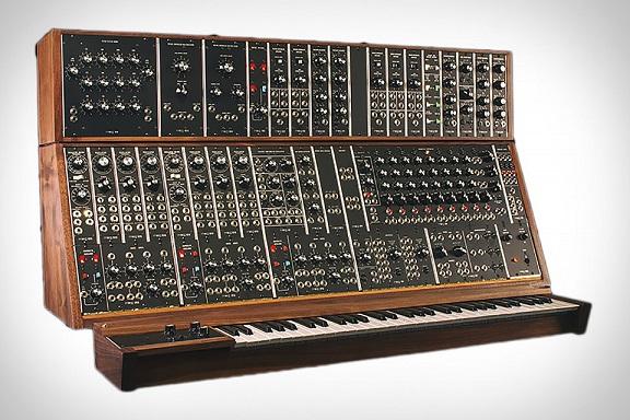 moog system55