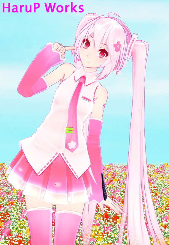 Sakura MIKU 3 Up