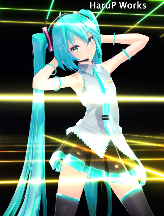 MIKU disappear Up