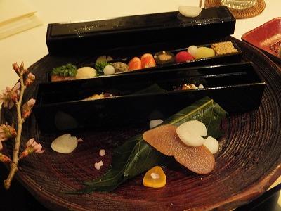 青柳 お寿司