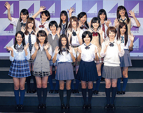 乃木坂姉妹グループ「鳥居坂46」結成!全国でオーディション実施