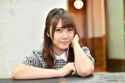 乃木坂46さらに専属モデル 川後陽菜誕生 白石麻衣・西野七瀬らに続き6人目