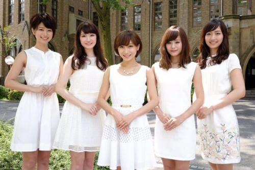 【画像あり】ミス学習院コンテスト2015のファイナリスト5人が公開 お前らはどの娘がいい?
