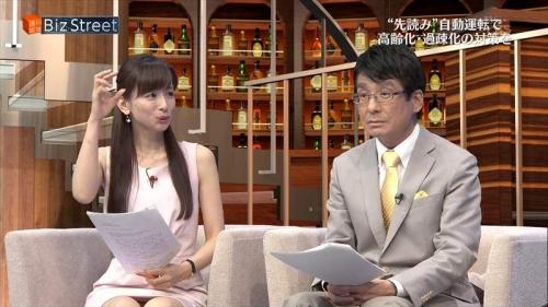 皆藤愛子がBS番組で三角ゾーンを大胆解禁?