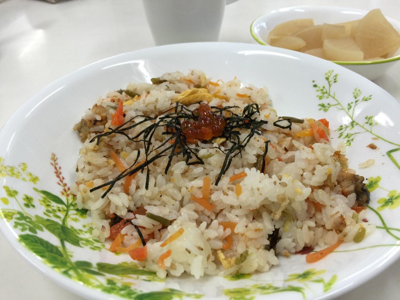 調理ご飯2