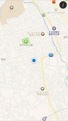 現場地図(1)