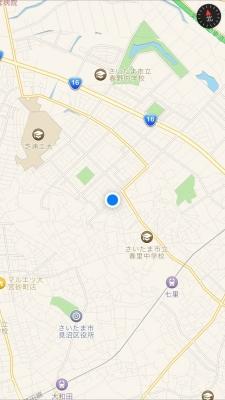 現場地図(2)