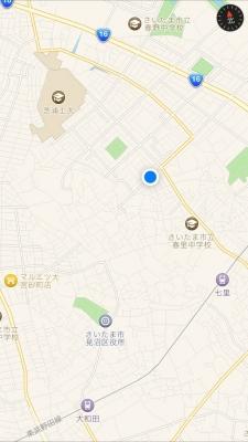 現場地図(3)