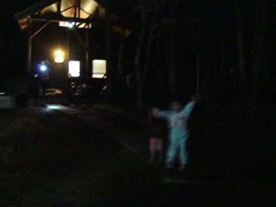 キャンプ 阿寒赤いベレー 054