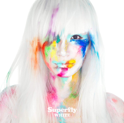 Superfly「WHITE」