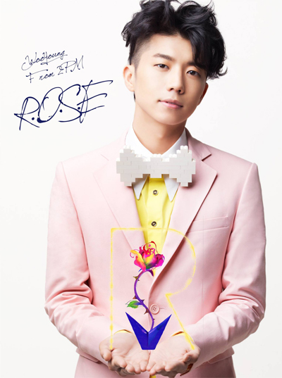 張祐榮 (2PM)「R.O.S.E」
