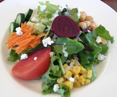 11種の野菜サラダ
