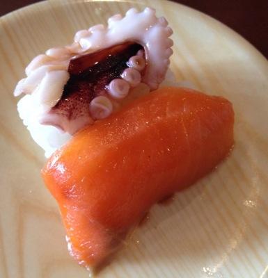 お寿司食べ放題